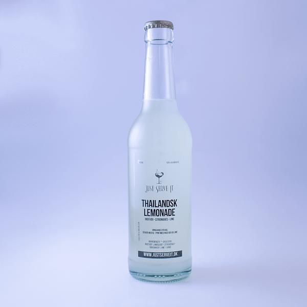 økologisk lemonade