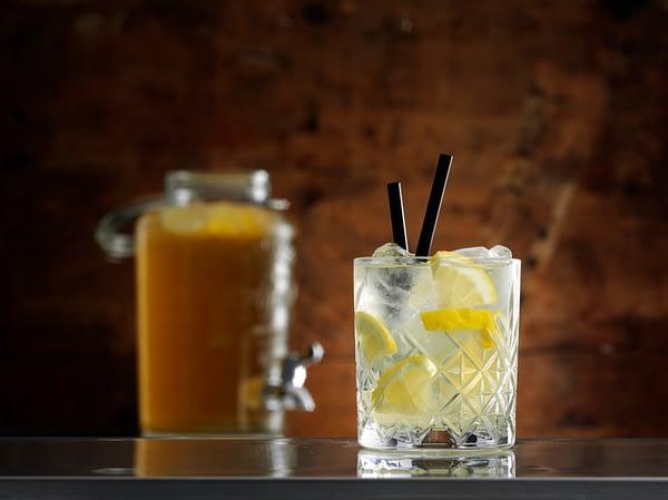 ice tea alkoholfri