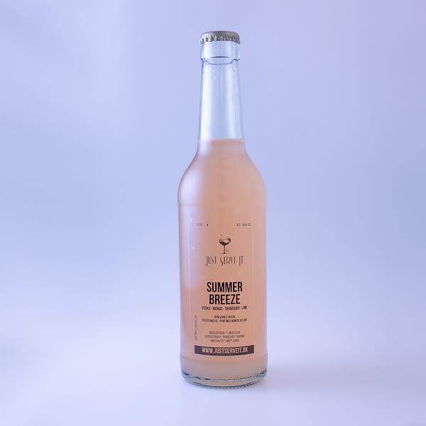 cocktail med vodka